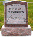 Washburn Monument