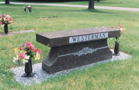 Westerman Granite Bench